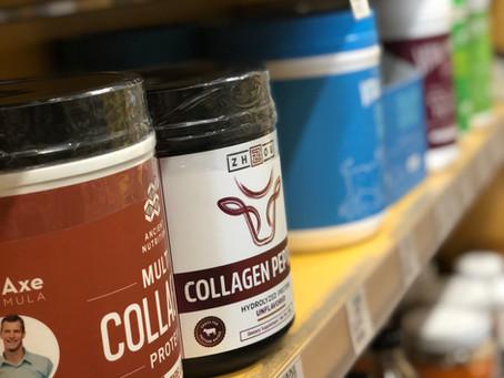 Health & Wellness - The Collagen Craze