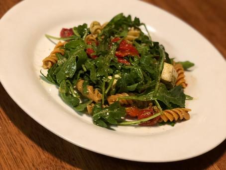Recipe - Quick & Easy Pesto Pasta Salad