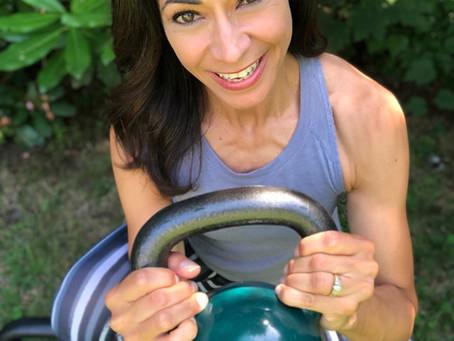 Fitness - Kettlebell Workout