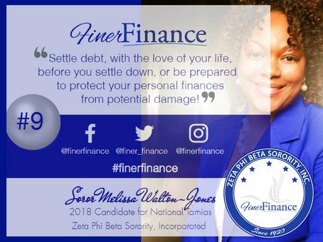 Finer Finance Fridays #9