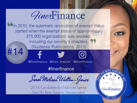 Finer Finance Fridays #14