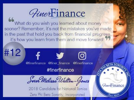 Finer Finance Fridays #12