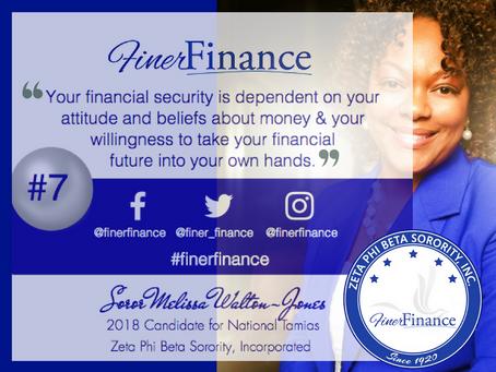 Finer Finance Fridays #7