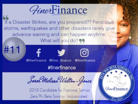 Finer Finance Fridays #11