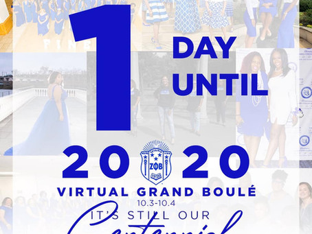 Happy Boule' Eve!! Are you READY?!