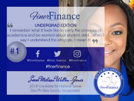 Finer Finance Fridays - UG Edition #1
