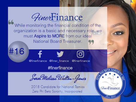 Finer Finance Fridays #16