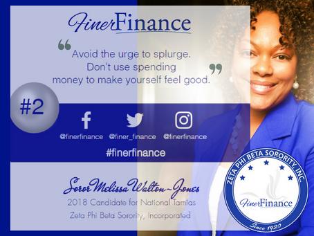 Finer Finance Fridays #2