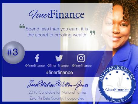 Finer Finance Fridays #3 - Part II