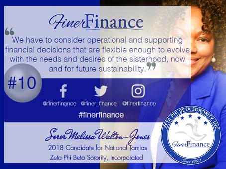Finer Finance Fridays #10 - Part II