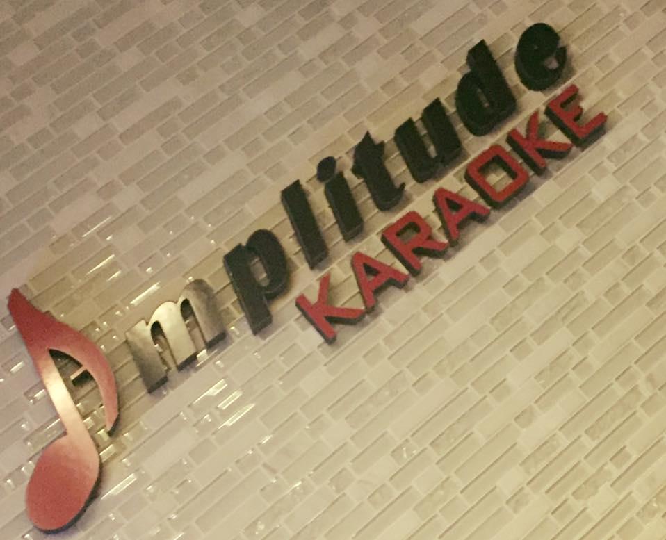 Amplitude Karaoke