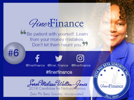 Finer Finance Fridays #6