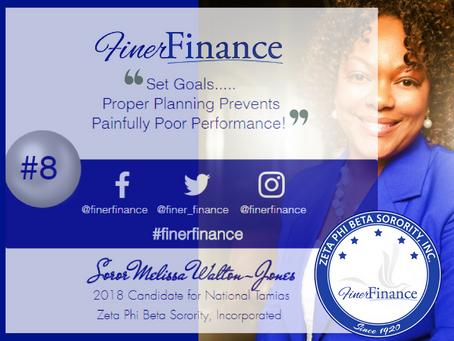 Finer Finance Fridays #8