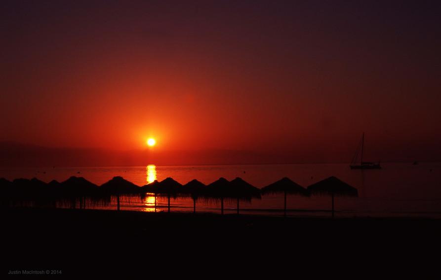andalusia-costa-del-sol-beach-sunset-sun