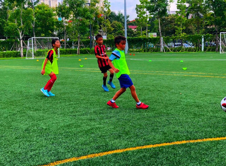 Summer Training on July 2020