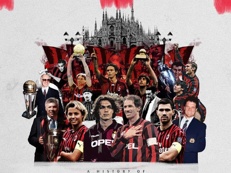 Happy 120th Anniversary, Rossoneri