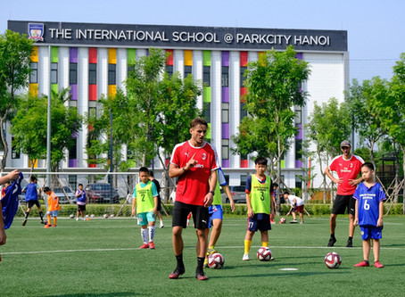 U13,U15 Selection had hold on 6 Sep 2020 in The International School@ParkCity Hanoi