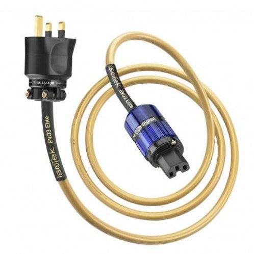 Cable de red Isotek Elite EVO3