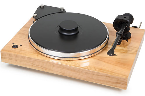 Giradiscos Pro-Ject Xtension 9 Evolution + Quintet Black