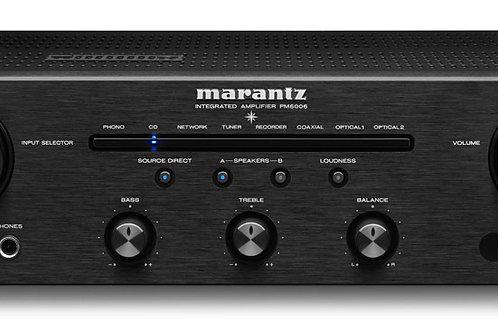 Amplificador integrado Marantz PM6006