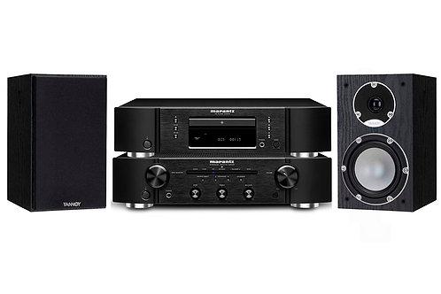 Marantz PM5005 + CD5005 + Tannoy Mercury 7.2