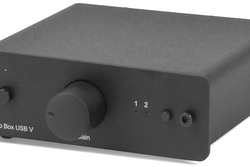 Previo de phono Pro-Ject Phono Box USB V