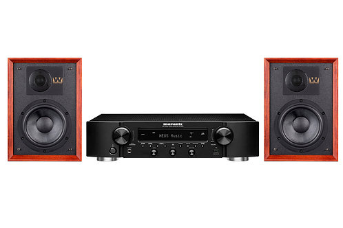 Marantz NR1200 + Wharfedale Denton 85th