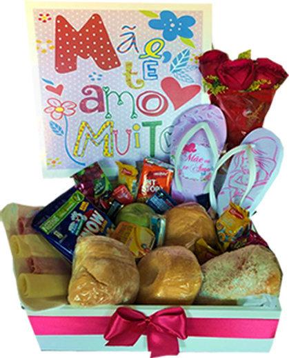 Cesta Aniversário De Mãe Especial