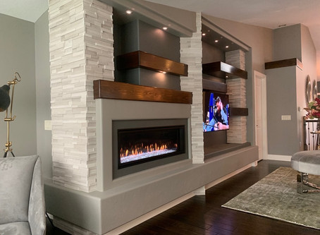 Stone Entertainment Center - Wow!