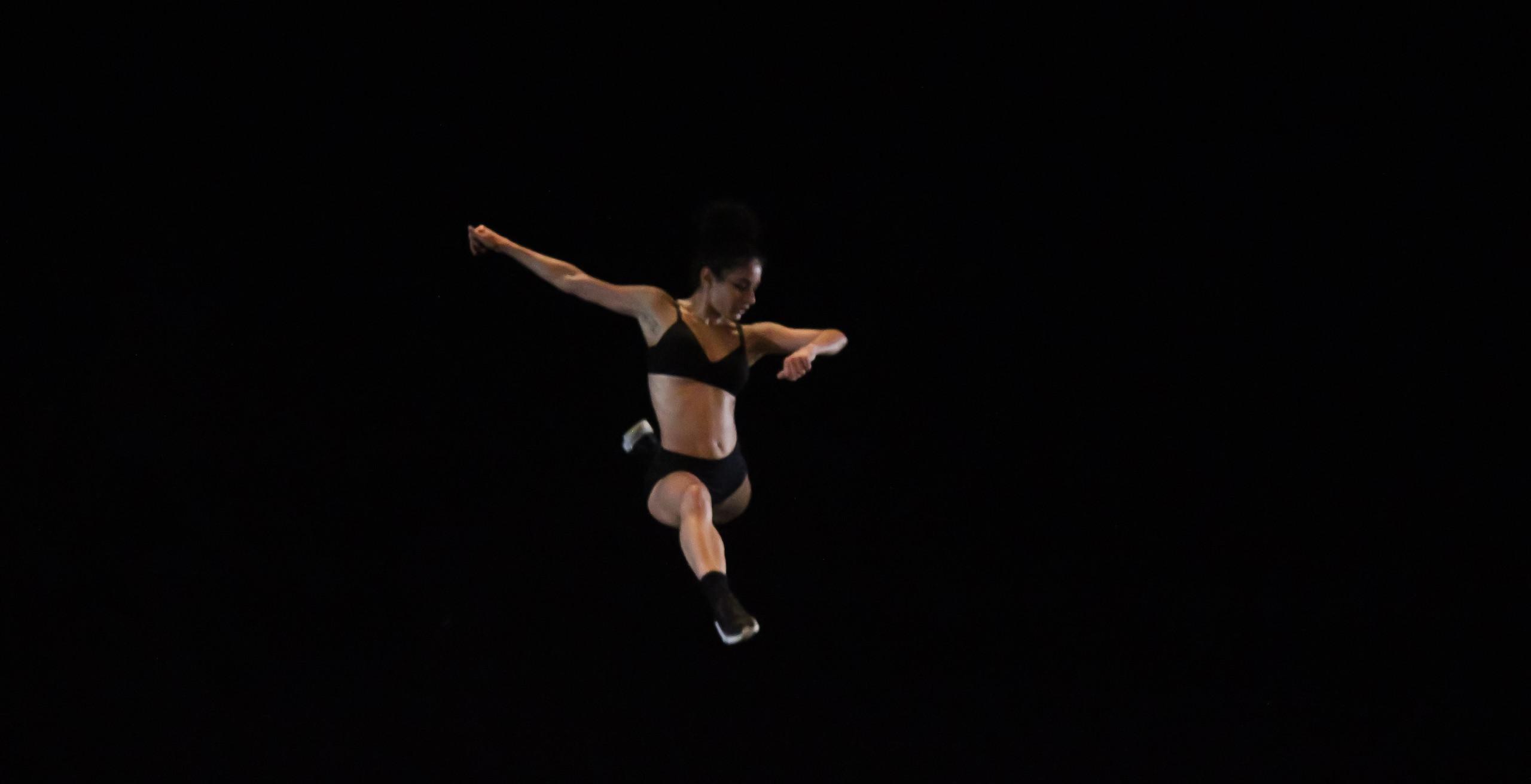 Bailarina Jéssica Oliveira