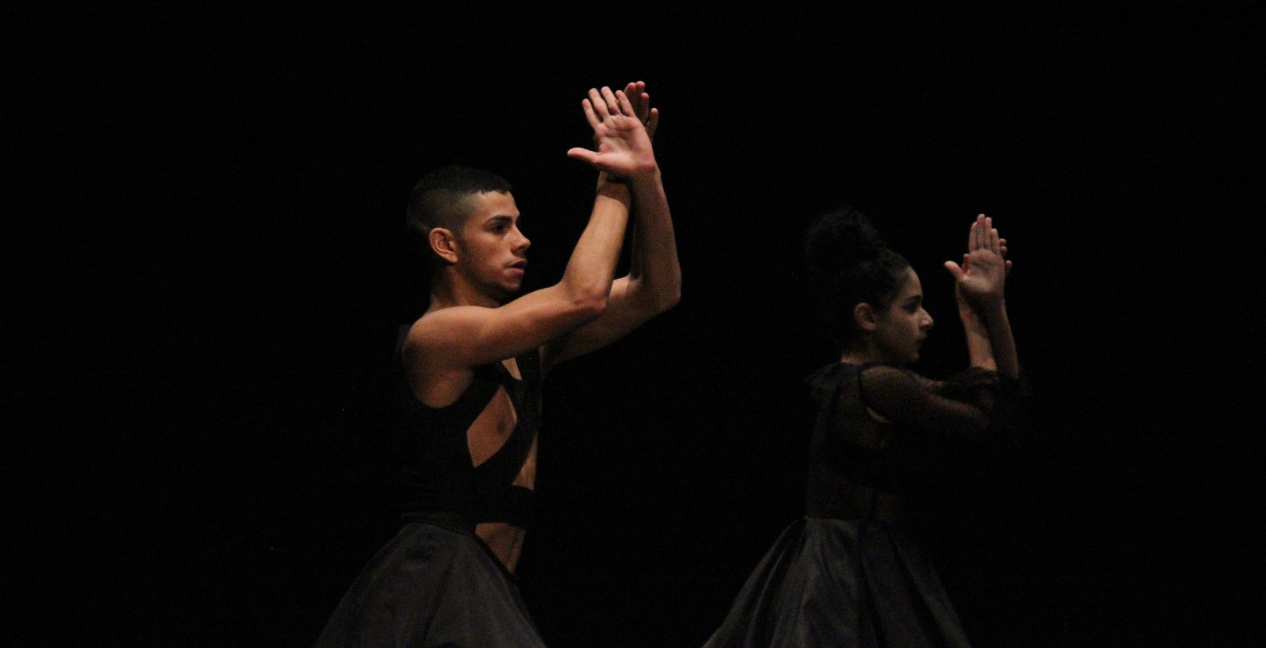 Stênyo Pablo e Jéssica Oliveira