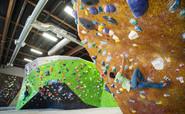 Hangar 18 Indoor Climbing Gym