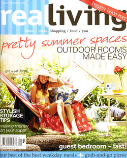 Real Living Magazine