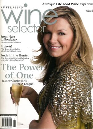 Wine Selector Magazine