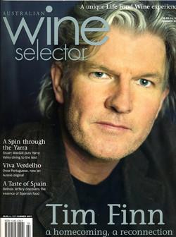 Australian Wine Selector Magazine