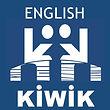logotipo Kiwik english