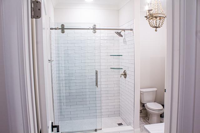 Barndoor Shower
