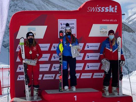 Shaienne Zehnder ist JO Schweizermeisterin!