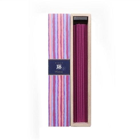 Kayuragi Japanese Incense: Wisteria