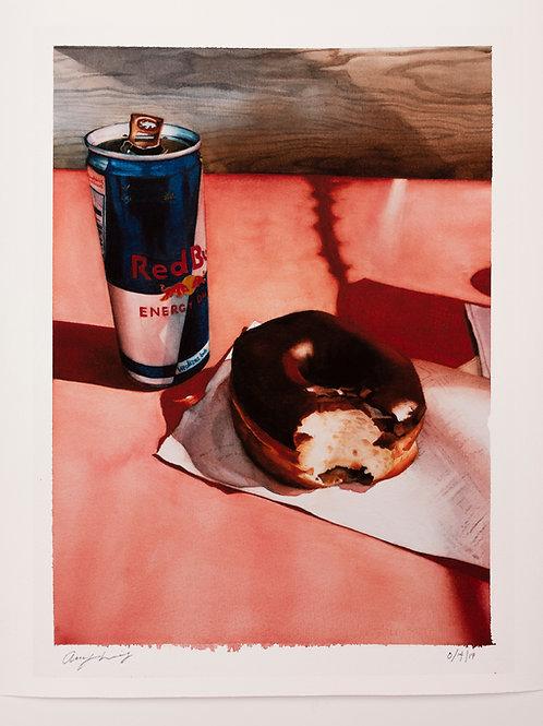 Fine Art Giclée Print- Breakfast