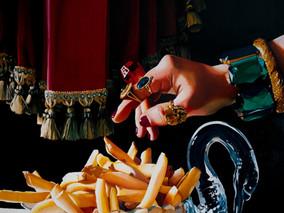 Behind the Scenes- Afternoon Snack
