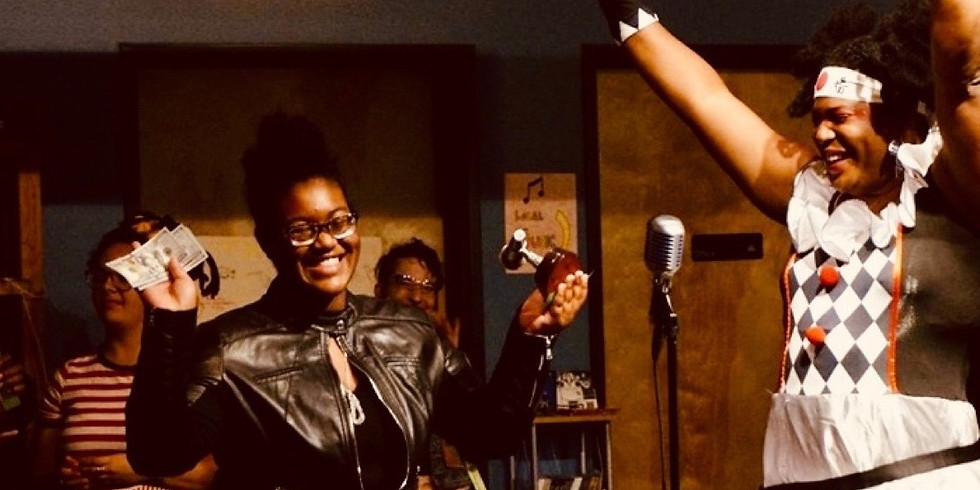 Edutainment Nite: $100 CASH PRIZE MONTHLY POETRY SLAM