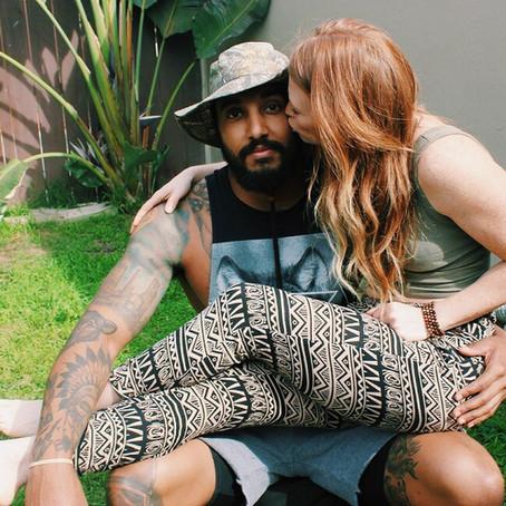 Relationship Goals : Aaron & Jenny