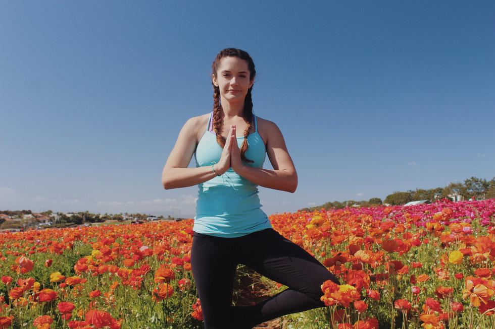 My Yoga Diary - August 2018