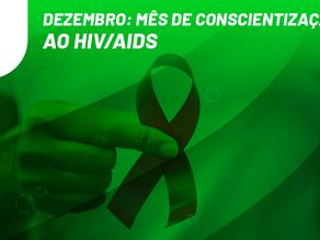 Dezembro: mês de conscientização ao HIV/Aids