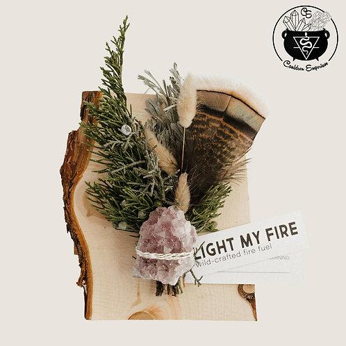 Light My Fire | Amethyst