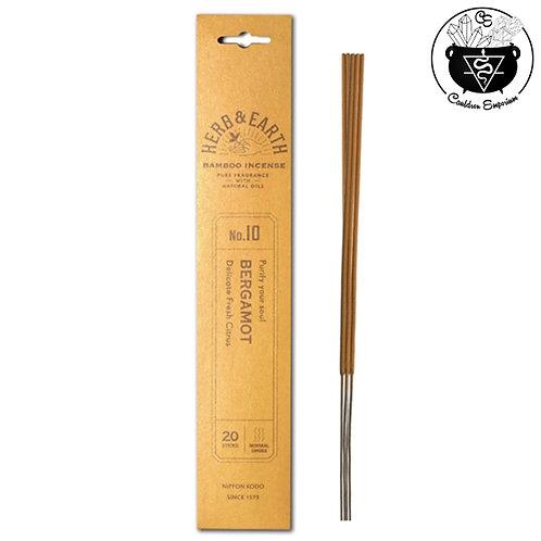 Incense - Herb & Earth - Bergamot