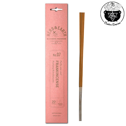 Incense - Herb & Earth - Frankincense