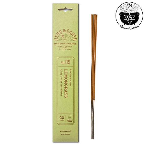 Incense - Herb & Earth - Lemongrass