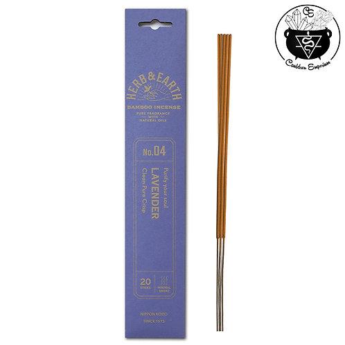 Incense - Herb & Earth - Lavender
